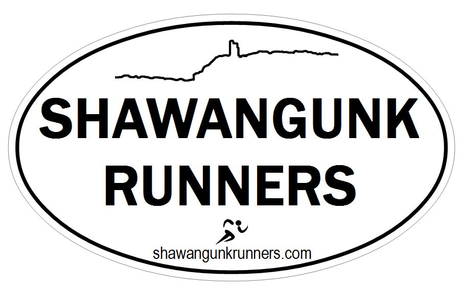 Shawangunk Runners Sticker 2